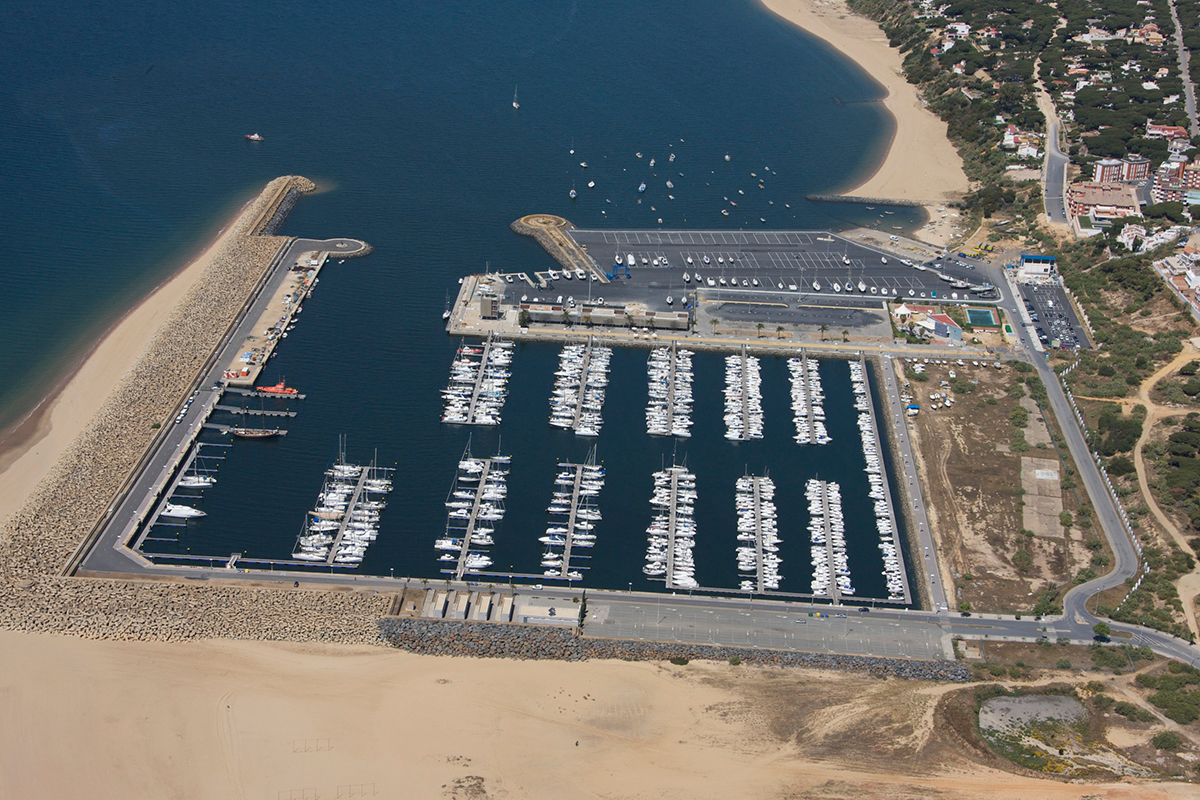 Puerto de Mazagón